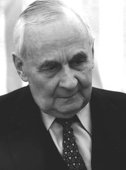 Portrait von Dr. Robert Holzach
